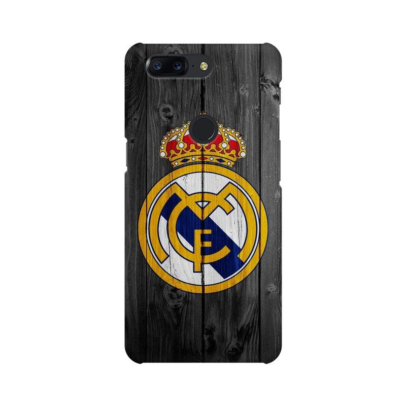 Real Madrid Phone Case[Available For 90+ Phone Models] Phone Case printrove OnePlus 5T