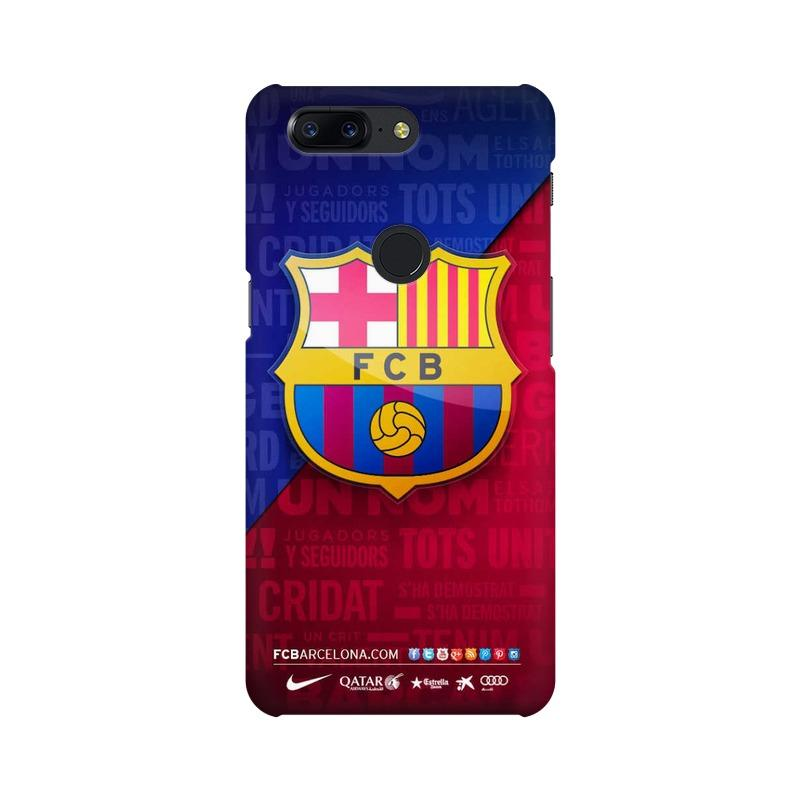 Barcelona Phone Case[Available For 90+ Phone Models] Phone Case printrove OnePlus 5T