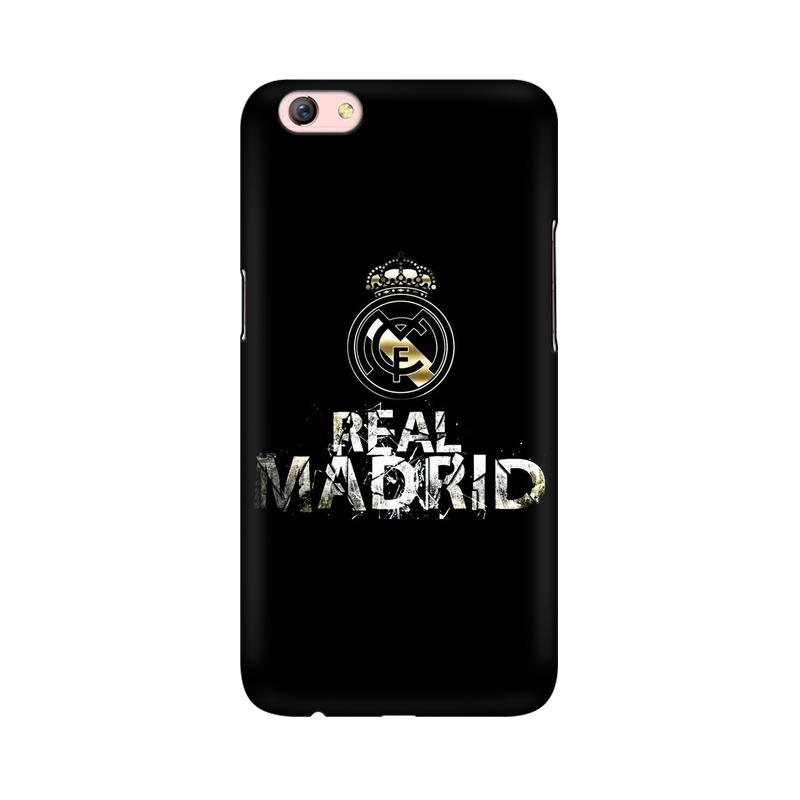 Real Madrid Phone Case[Available For 90+ Phone Models] Phone Case printrove Oppo F3 Plus