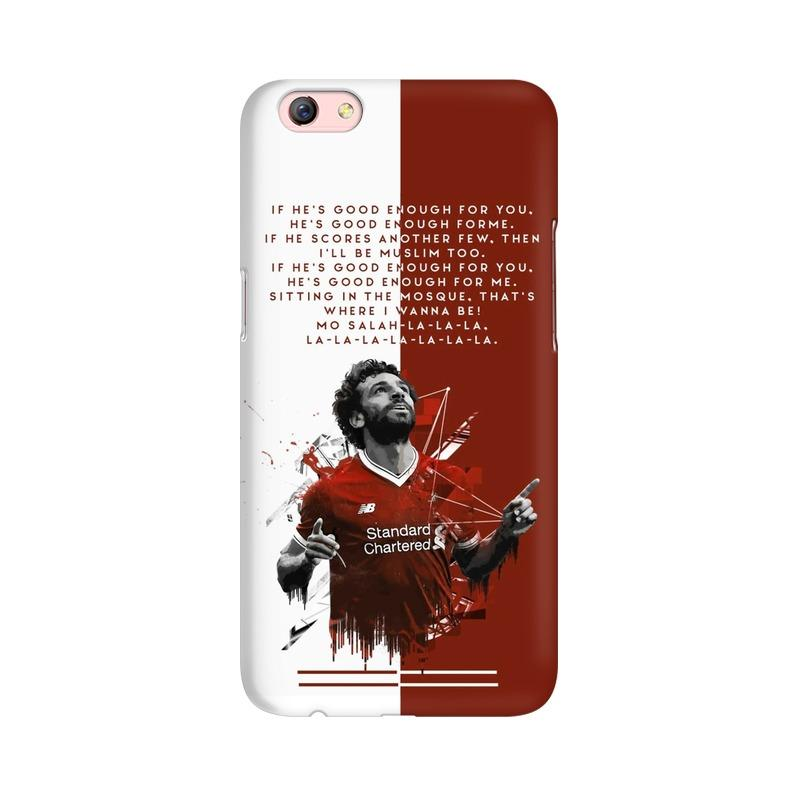 Mo Salah Phone Case[Available For 90+ Phone Models] Phone Case printrove Oppo F3 Plus