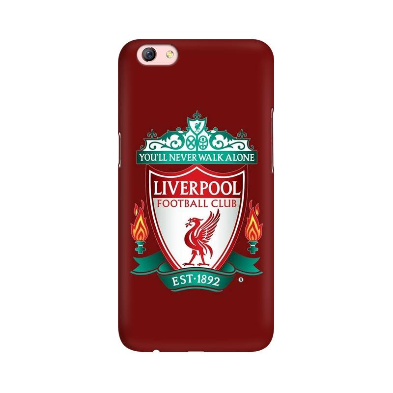 Liverpool Phone Case[Available For 90+ Phone Models] Phone Case printrove Oppo F3 Plus