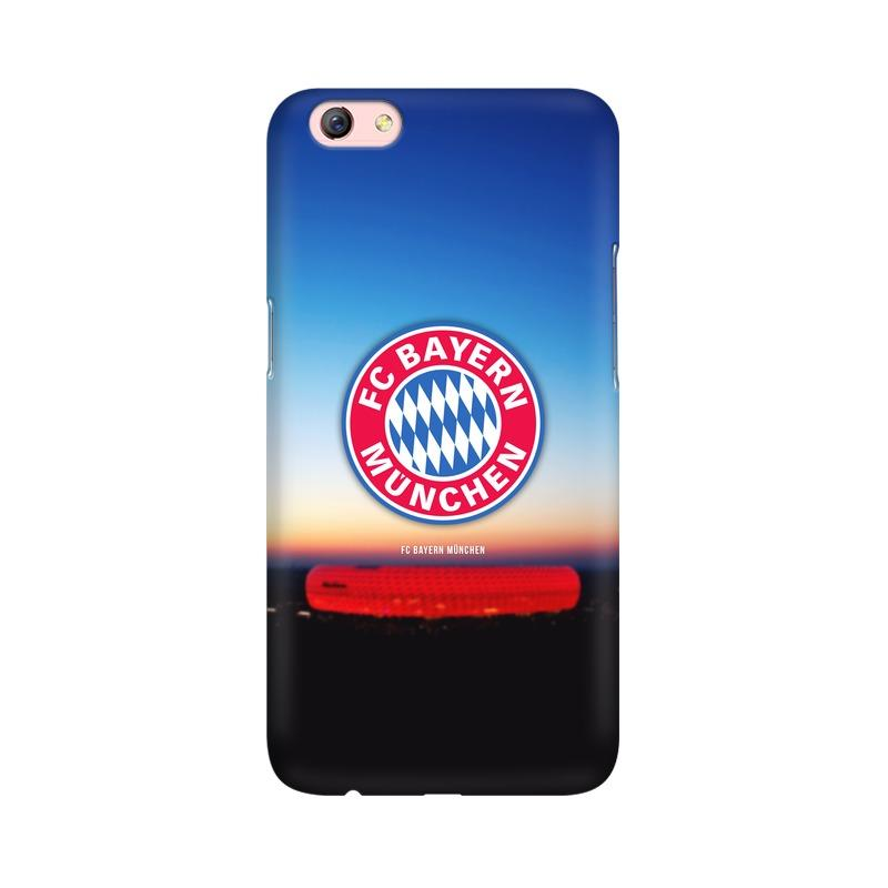 Bayern Phone Case[Available For 90+ Phone Models] Phone Case printrove Oppo F3 Plus