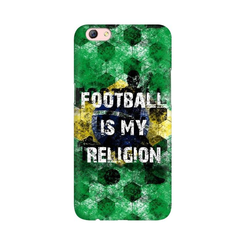 Brazil Phone Case[Available For 90+ Phone Models] Phone Case printrove Oppo F3 Plus