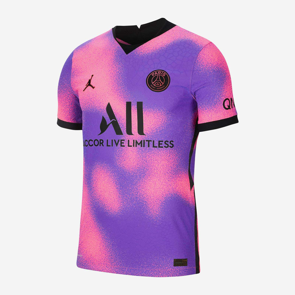 PSG Football Jersey Fourth 20 21 Season [Sale Item]