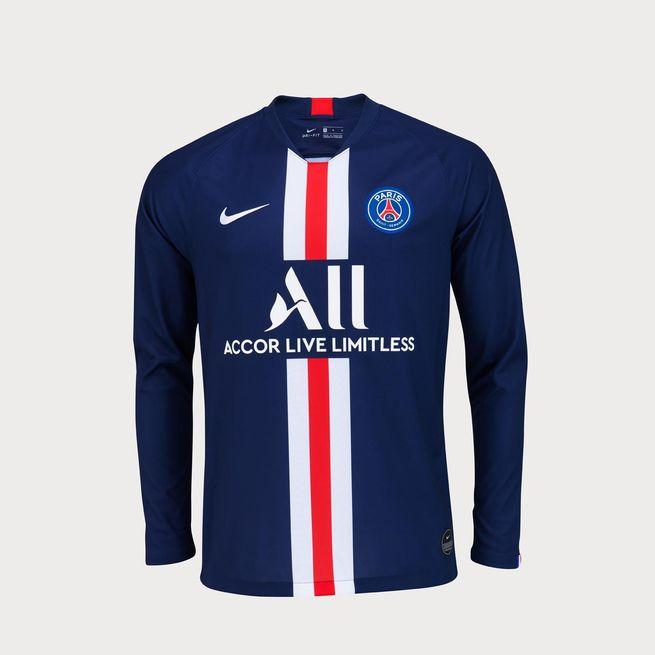 PSG Jersey Home FULL SLEEVE 19 20 Season [Sale Item] Jersey_NS sportifynow