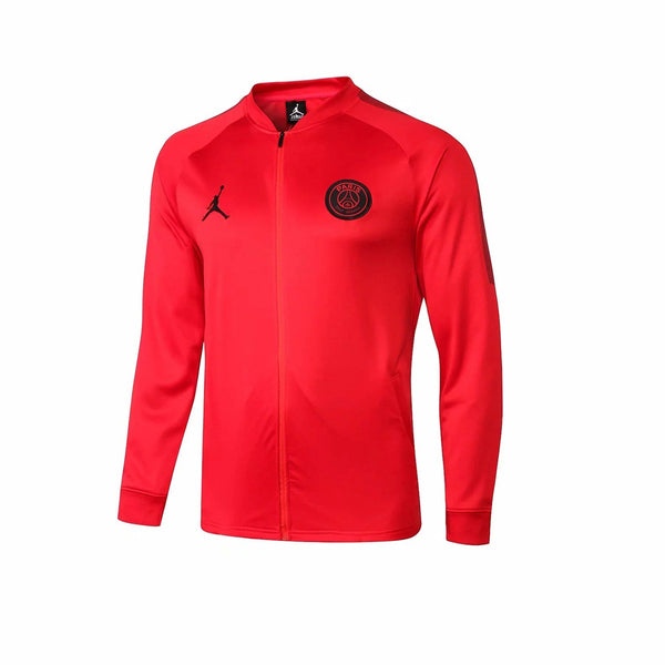PSG Jordan RED Winter Jacket 18 19 Season