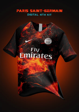 PSG Limited Edition Jersey [Sale Item]