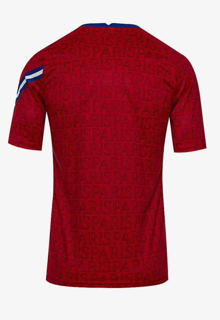 PSG Pre Match Jersey 20 21 Season [Sale Item]