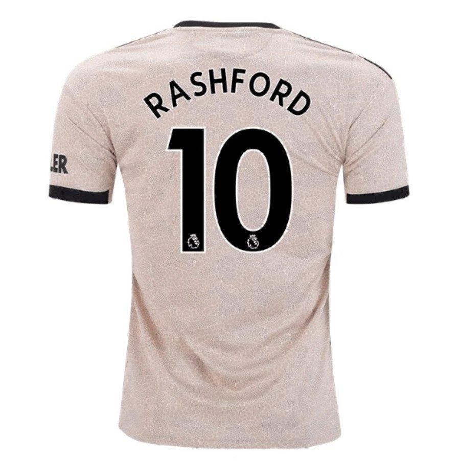 ManU RASHFORD 10 Jersey Away 19 20 Season [Sale Item] Jersey_NS sportifynow