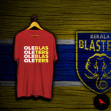 KERALA BLASTERS Football T Shirt