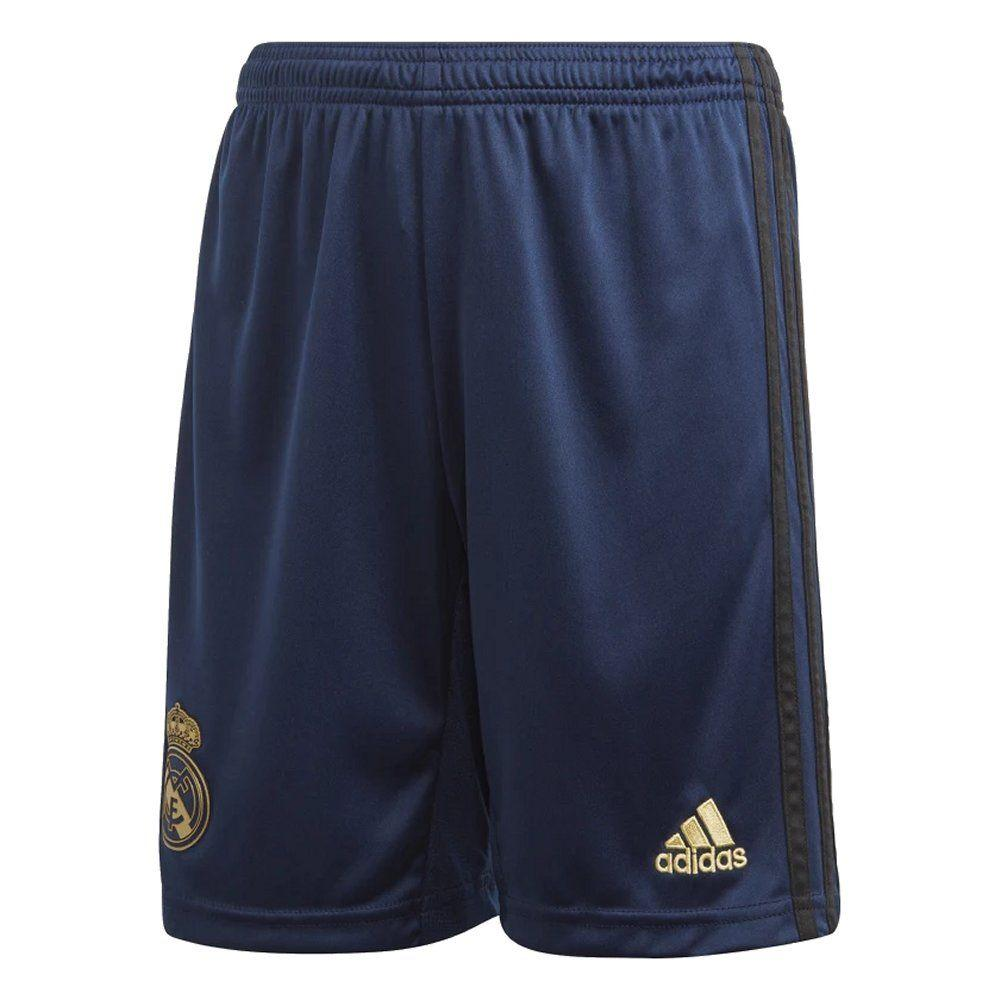 Real Madrid Football Shorts Away 19 20 Season - sportifynow