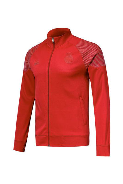 Real Madrid Winter Jacket Red 18 19 Season