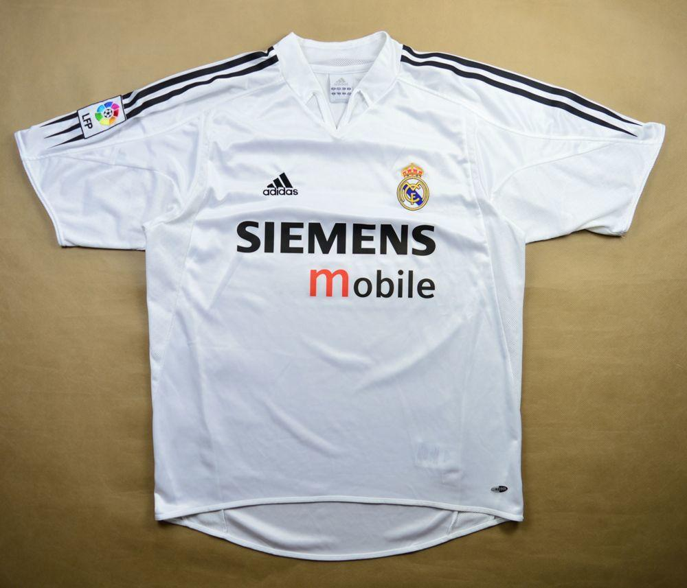 Real Madrid 2004-05 Home Retro Jersey Jersey_NS sportifynow
