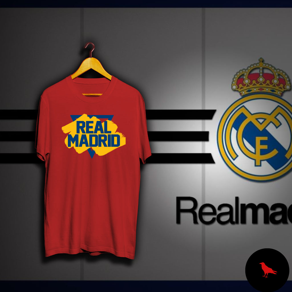 Real Madrid Football T Shirt