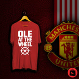 Ole Gunner Football T Shirt