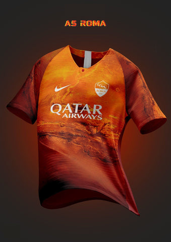 Roma Limited Edition Jersey [Sale Item]