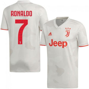 Juventus RONALDO 7 Football Jersey Away 19 20 Season [Sale Item] Jersey_NS sportifynow