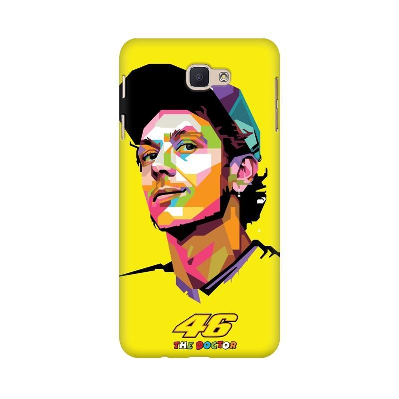Valentino Rossi VR46 Phone Case[Available For 90+ Phone Models] Phone Case printrove Samsung J7 Prime