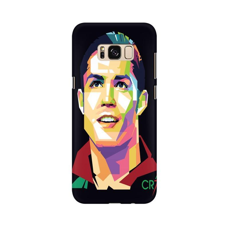Cristiano Ronaldo CR7 Phone Case[Available For 90+ Phone Models] Phone Case printrove Samsung S8