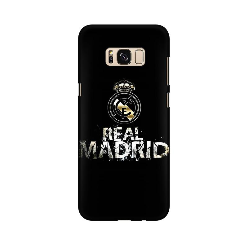 Real Madrid Phone Case[Available For 90+ Phone Models] Phone Case printrove Samsung S8