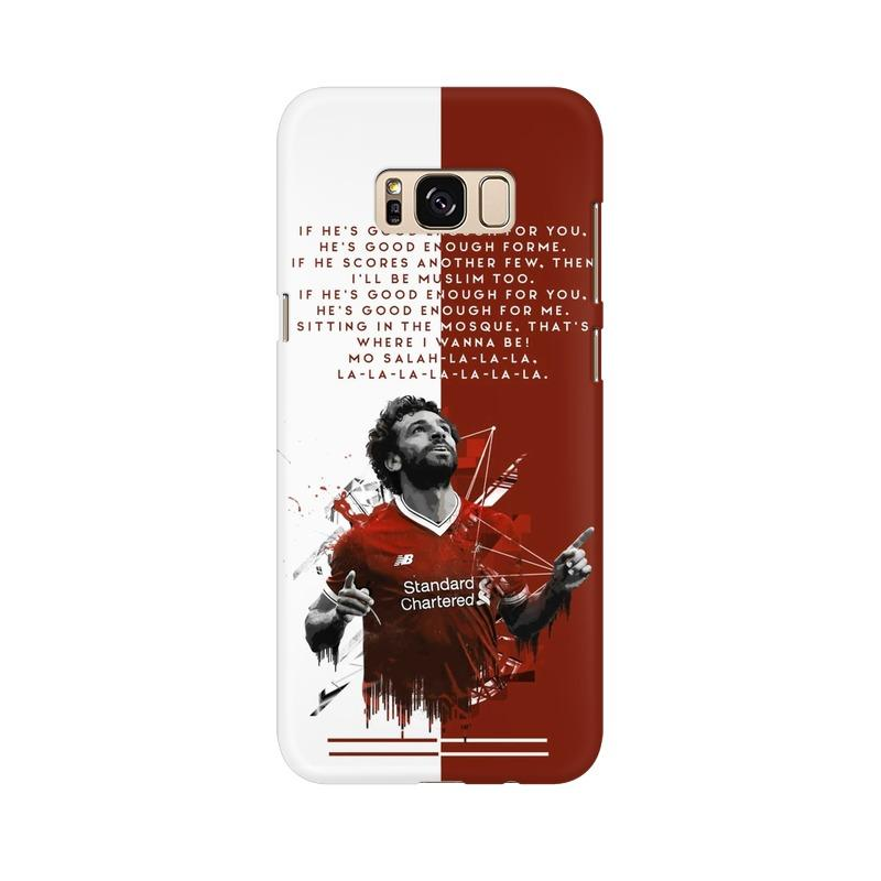 Mo Salah Phone Case[Available For 90+ Phone Models] Phone Case printrove Samsung S8