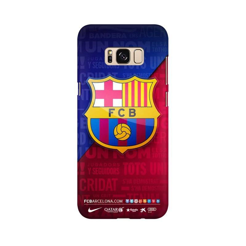 Barcelona Phone Case[Available For 90+ Phone Models] Phone Case printrove Samsung S8
