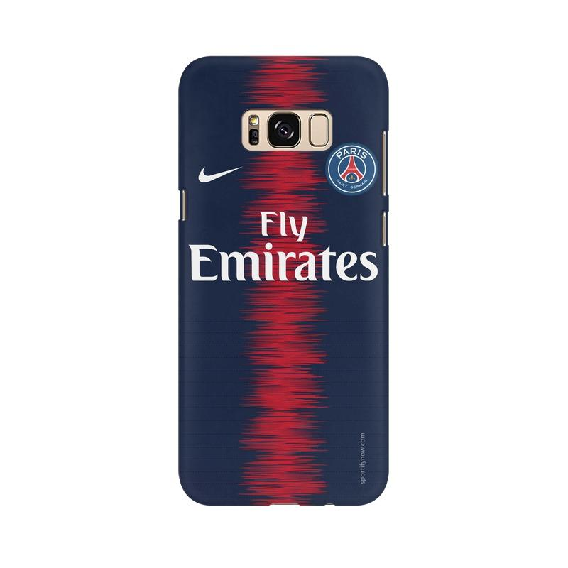 PSG Jersey Home 18 19 Phone Case[Available For 90+ Phone Models] Phone Case printrove