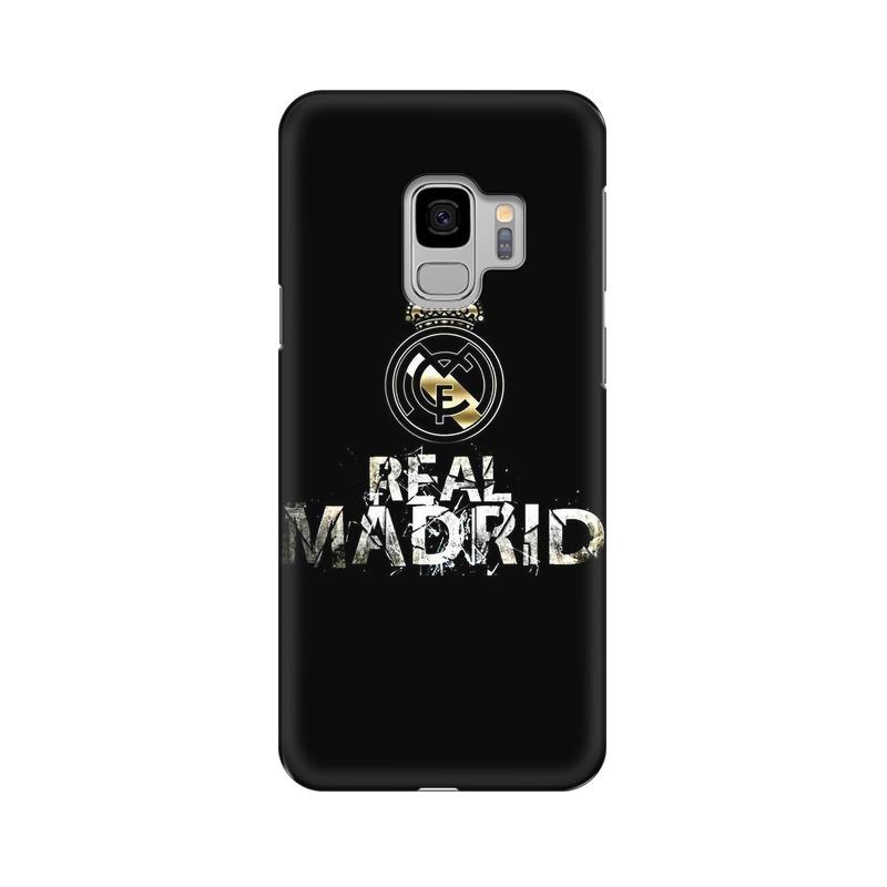 Real Madrid Phone Case[Available For 90+ Phone Models] Phone Case printrove Samsung S9