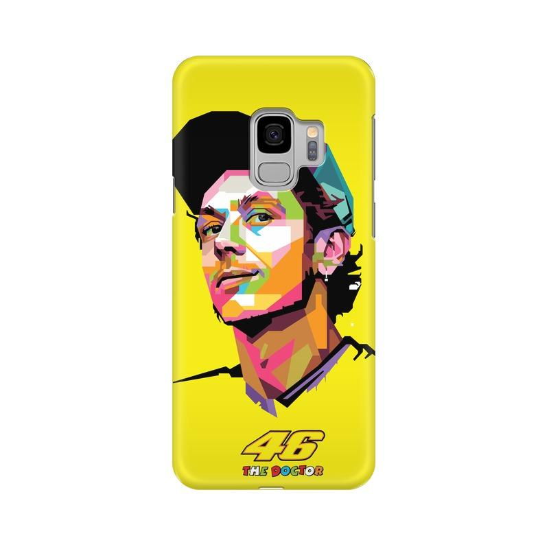 Valentino Rossi VR46 Phone Case[Available For 90+ Phone Models] Phone Case printrove Samsung S9