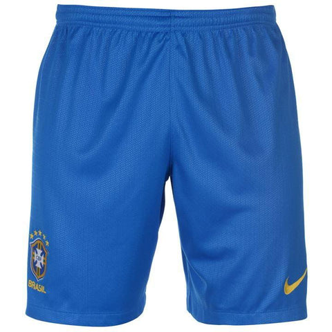 Brazil National Team Shorts Home-FIFA WC 2018 - sportifynow