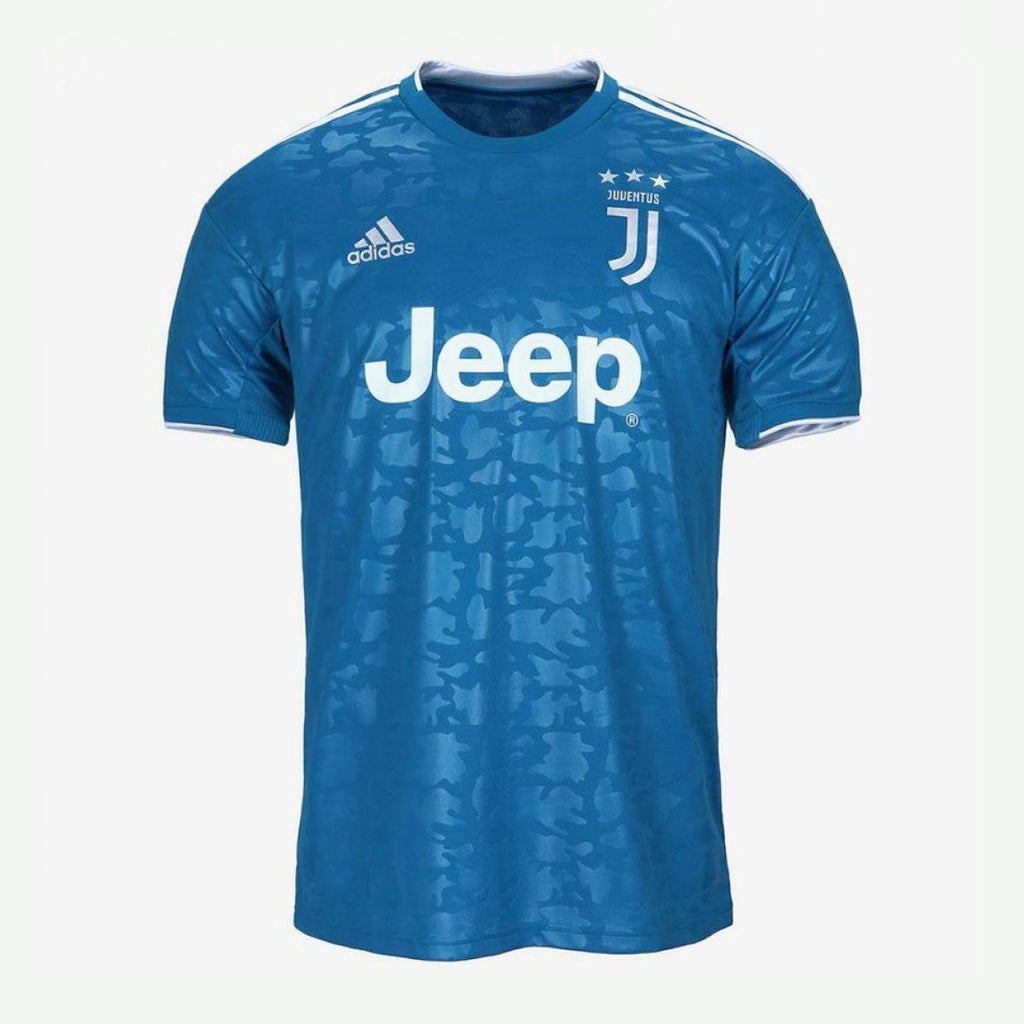 Juventus Football Jersey Third With Italia Patch 19 20 Season [Sale Item] Jersey_NS sportifynow