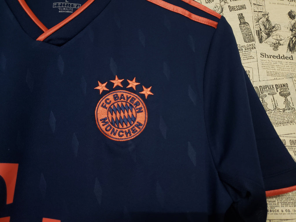 Bayern Munich Jersey Third 19 20 Season [Sale Item] Jersey_NS sportifynow