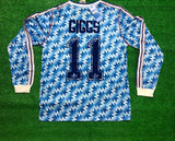 Manchester United GIGGS 11 Away 1992 Retro Jersey