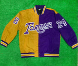 Los Angeles Kobe Bryant NBA Bomber Jacket