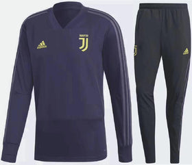 Juventus Purple Training Suit 18 19 Season