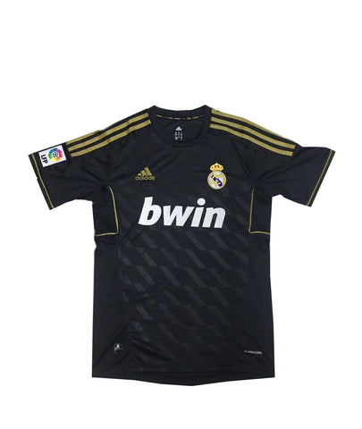 Real Madrid 2011-12 Away Retro Jersey