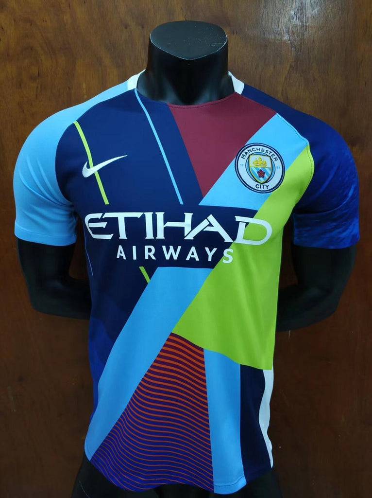 Manchester City x Nike 6th year Celebration Kit