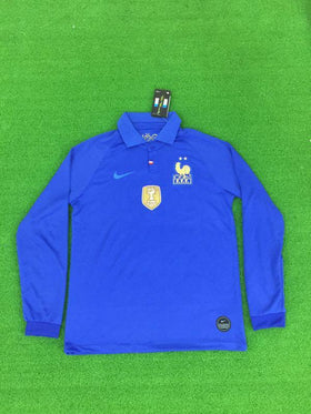 447ed0c1fec France 100th Anniversary FULL SLEEVE Limited Edition Jersey. Sale