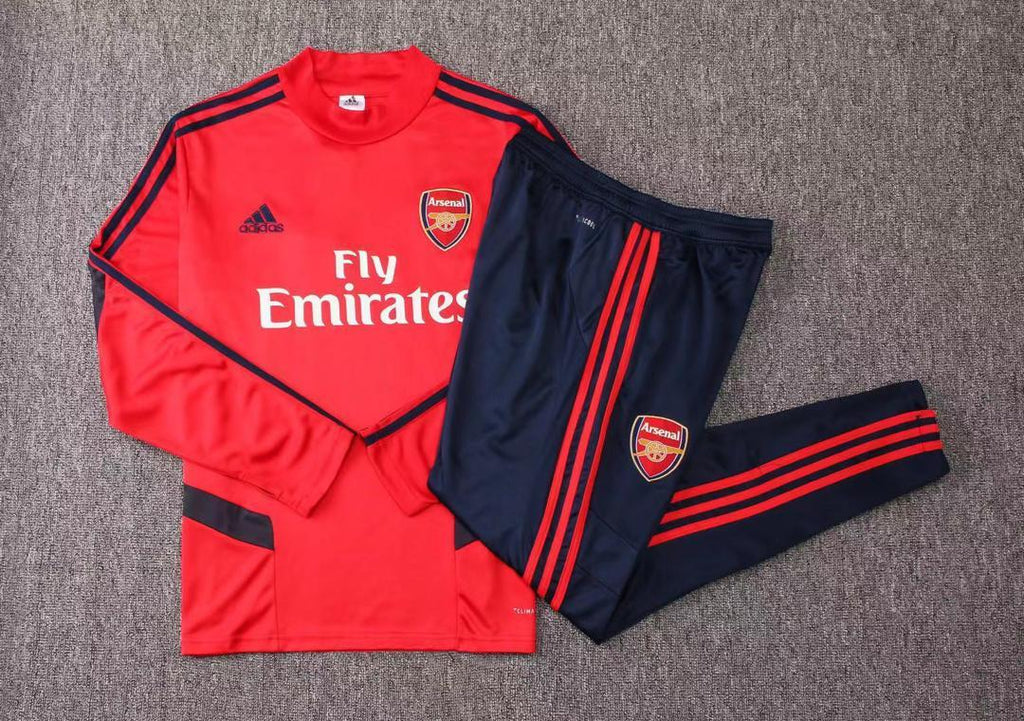 Arsenal Red Training Suit 19 20 Season Training Suit sportifynow