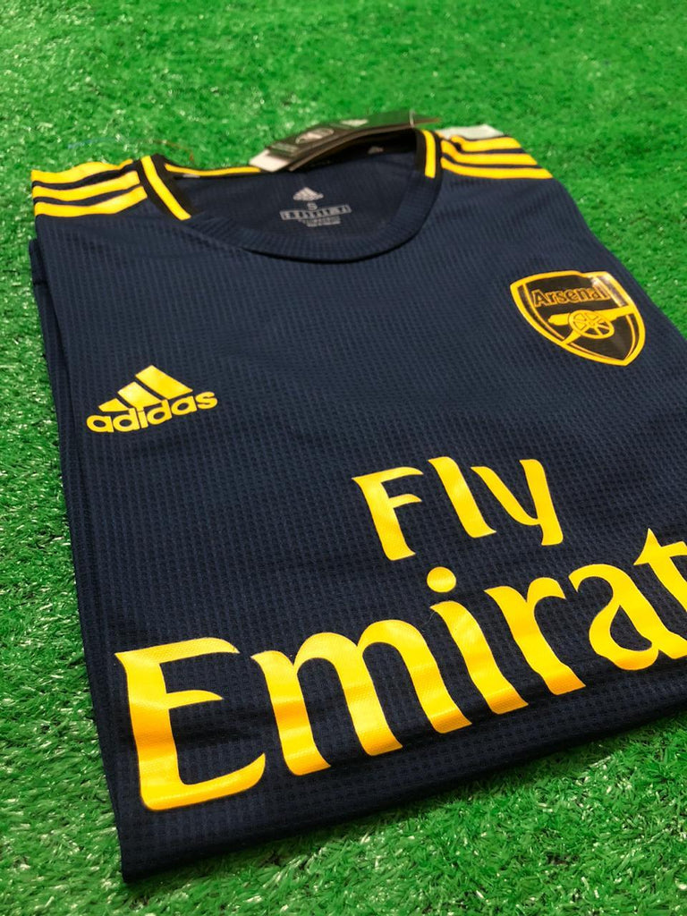 Arsenal PLAYER VERSION Football Jersey Third 19 20 Season Jersey_NS sportifynow