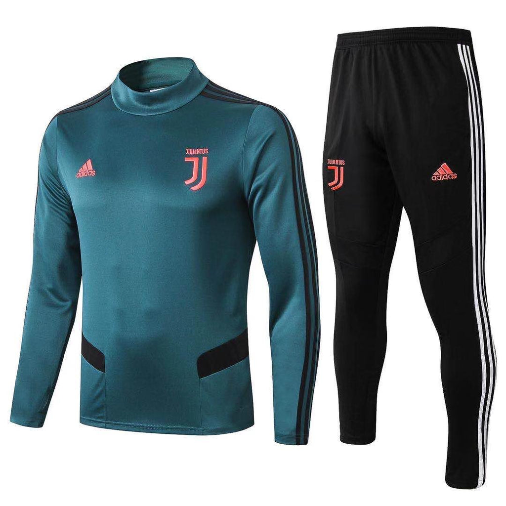 Juventus Green Training Suit 19 20 Season