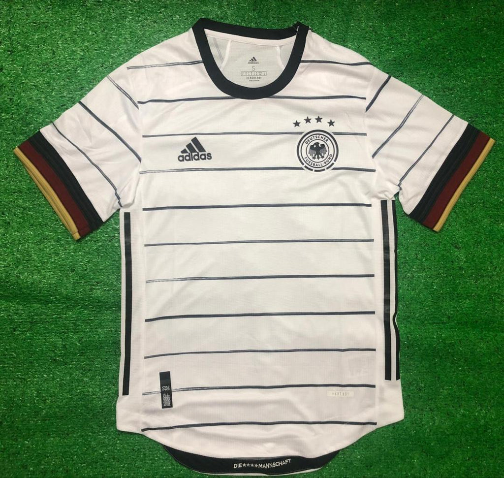 Germany National Team PLAYER VERSION Jersey Home-EURO CUP 2020