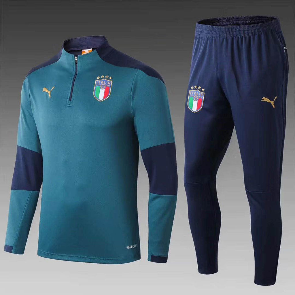 Italy Green Training Suit 19 20 Season[🔥CLEARANCE SALE🔥]