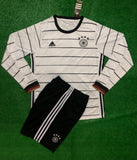 Germany National Team Jersey FULL SLEEVE Home-EURO CUP 2020