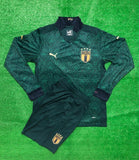 Italy Renaissance Edition Third FULL SLEEVE Jersey-EURO CUP 2020