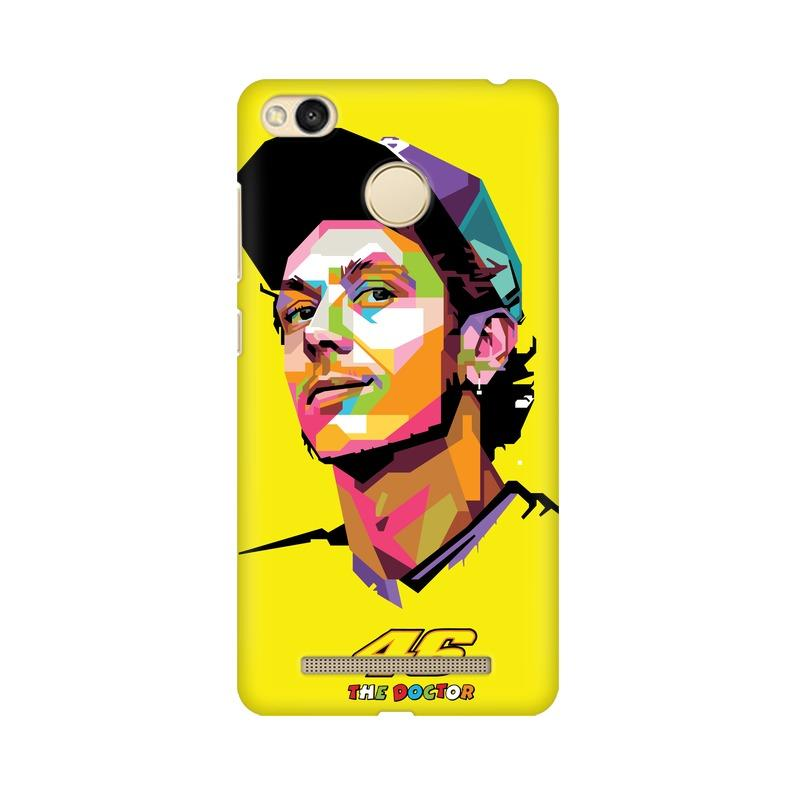 Valentino Rossi VR46 Phone Case[Available For 90+ Phone Models] Phone Case printrove Xiaomi Redmi 3s Prime
