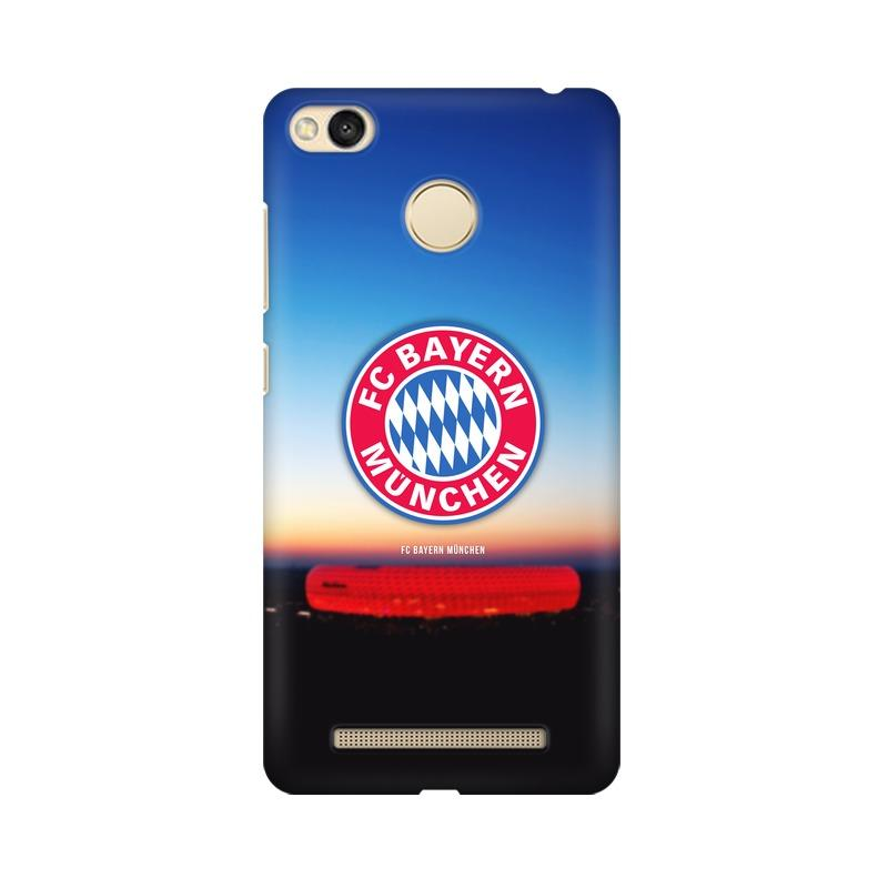 Bayern Phone Case[Available For 90+ Phone Models] Phone Case printrove Xiaomi Redmi 3s Prime