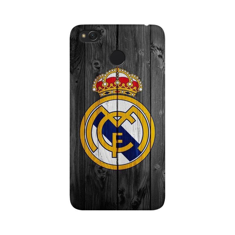 Real Madrid Phone Case[Available For 90+ Phone Models] Phone Case printrove Xiaomi Redmi 4