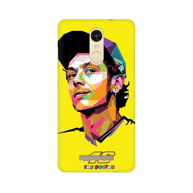 Valentino Rossi VR46 Phone Case[Available For 90+ Phone Models] Phone Case printrove Xiaomi Redmi Note 3