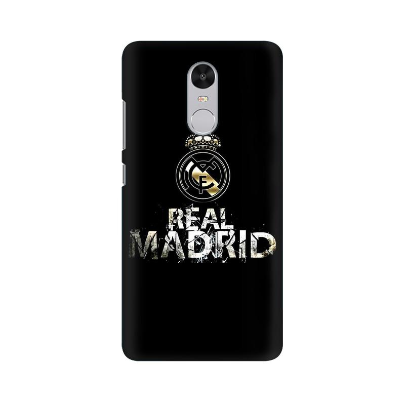 Real Madrid Phone Case[Available For 90+ Phone Models] Phone Case printrove Xiaomi Redmi Note 4